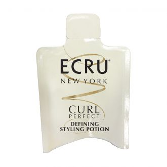 ECRU New York Curl Perfect Defining Styling Potion Sample - 10 ml